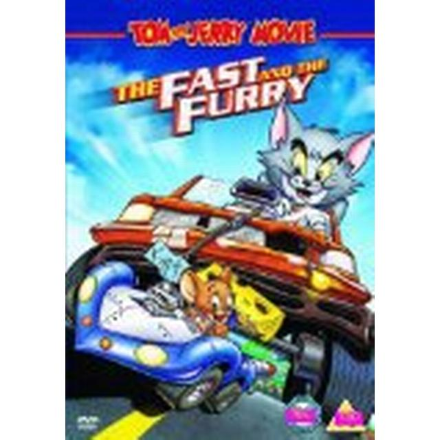 Tom And Jerry: The Fast And The Furry [DVD] [2006]